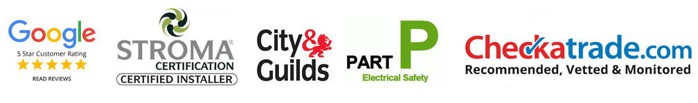 Electrical Contractor Accreditations