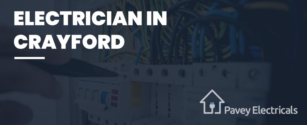 Electrician Crayford