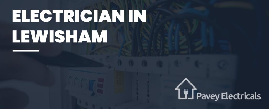 Electrician Lewisham